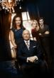 Vanessa Williams (left), Terry OQuinn (seated), Rachael Taylor and Dave Annable (right) star in 666 PARK AVENUE, debuting September 30 and airing Sundays at 10/9c on ABC. (Photo Credit:  2012 Warner